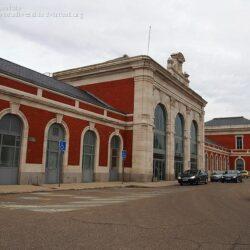 Estación de Medina del Campo