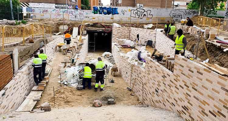 Mantenimiento del municipio de Fuenlabrada en la Comunidad de Madrid